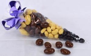 kornout na balení sypaných čajů, bonbonů, sušeného ovoce